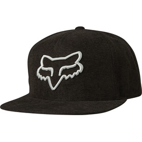 Fox Instill Snapback Cap Heren, black/grey